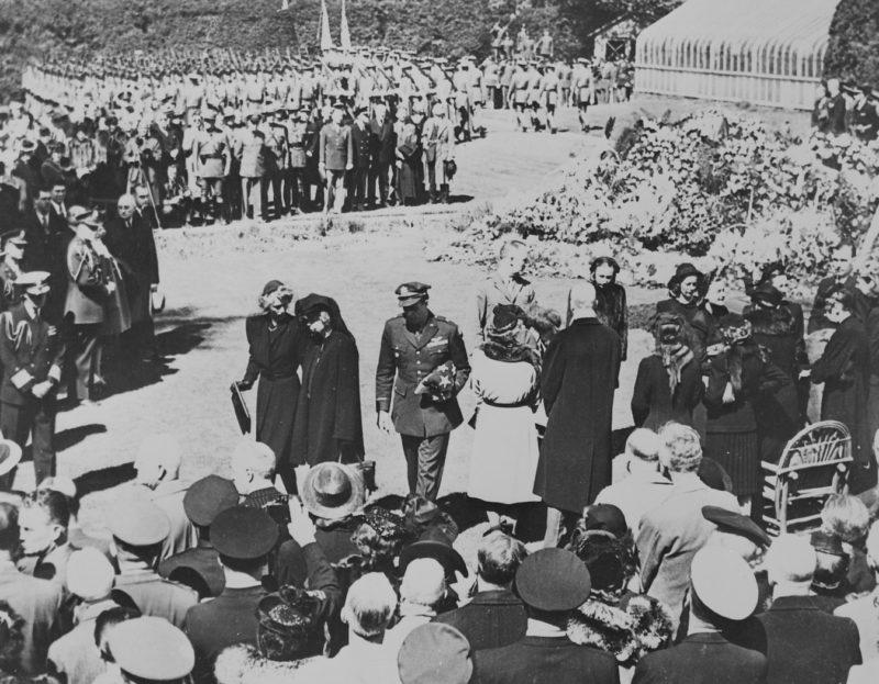 Похороны Трумэна.