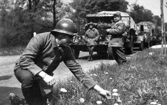 Британские Экспедиционные Силы во Франции. Сентябрь 1939 г.