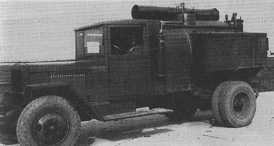 Автодегазатор АХИ.