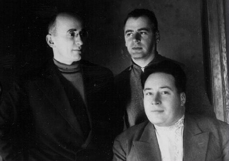 Берия. 1934 г.
