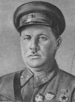 Комдив Николай Фекленко.