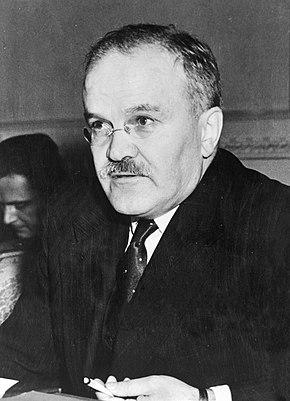 Молотов (Скрябин) Вячеслав Михайлович (25.02.1890 – 08.1986)