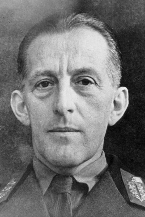 Выпускник «Камы» - Вильгельм Йозеф фон Тома – генерал-майор танковых войск.