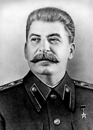 Сталин (Джугашвили) Иосиф Виссарионович (06.12.1878 – 05.03.1953)