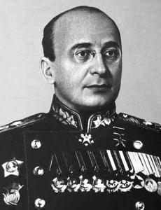 Маршал Советского Союза Л.П. Берия. 1949 г.