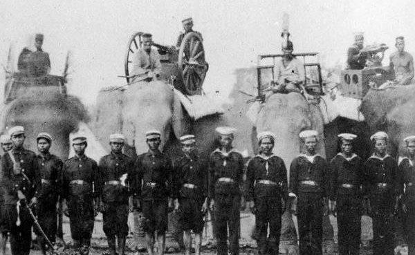 Эфиопия, Первая мировая война.