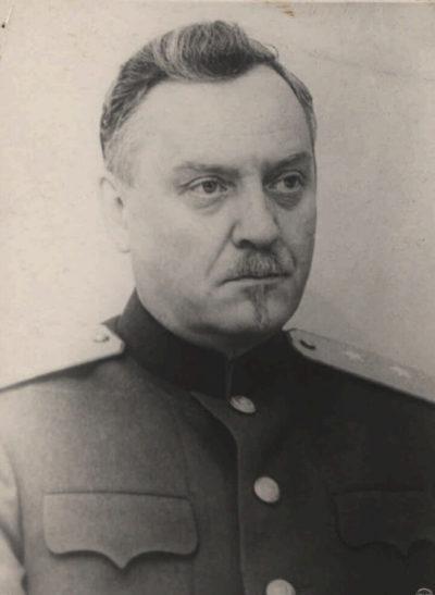 Генерал-лейтенант Булганин. 1943 г.