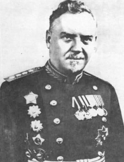 Генерал армии Булганин. 1944 г.