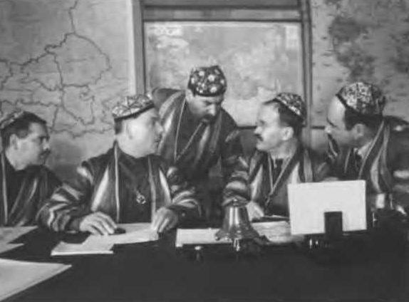 Дни Узбекистана в Москве. 1937 г.