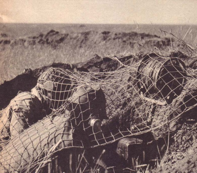 Японские связисты. 1939 г.