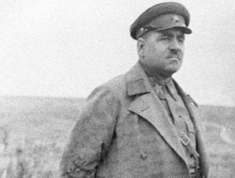 Маршал Блюзех. 1938 г.