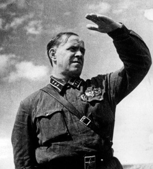 Жуков на поле боя. 1939 г.