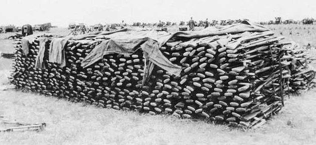 Трофеи, захваченные у японцев. 1939 г.