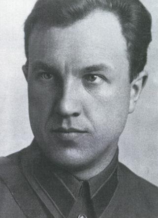 Абакумов - уполномоченный ЭКУ ОГПУ. 1932 г.