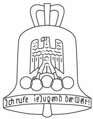 Официальная эмблема для XI Летних Олимпийских игр.