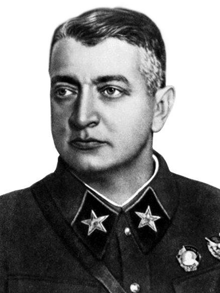 Маршал Советского Союза Тухачевский М.Н.