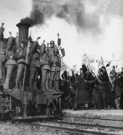 Китайские войска покидают Тайвань.
