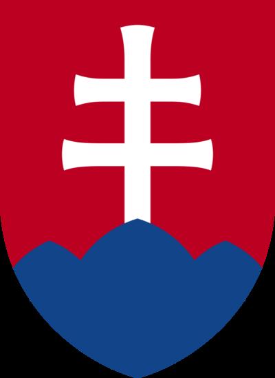 Герб Словацкой республики (1939-1945 гг.).