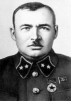 Генерал-майор Казаков. 1940 г.