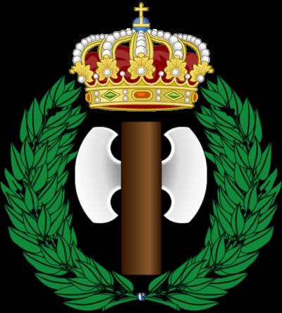 Эмблема фашисткой организации EON.
