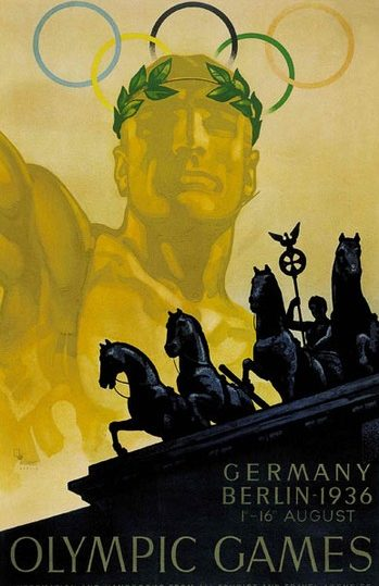 Официальный плакат Игр.