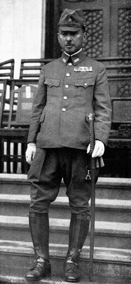 Генерал армии, принц Ясухико Асаке. 1939 г.