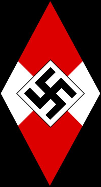 Эмблема Гитлерюгенда.