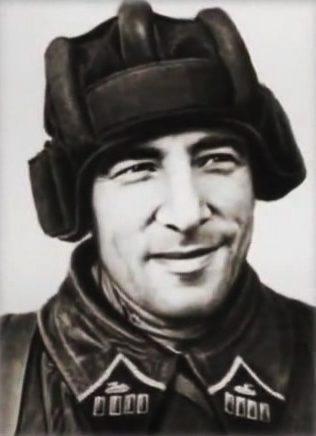 Катуков. 1940 г.