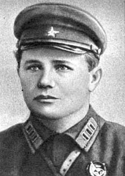 Комбриг Еременко. 1938 г.