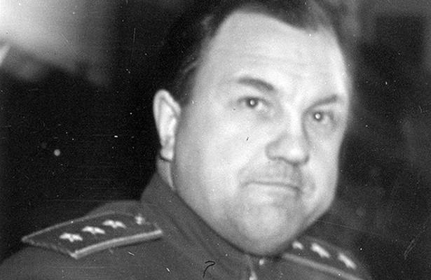 Абакумов. 1945 г.
