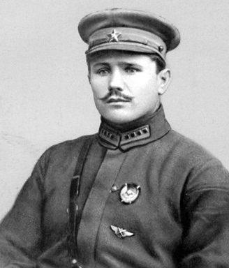 Комдив Еременко. 1939 г.