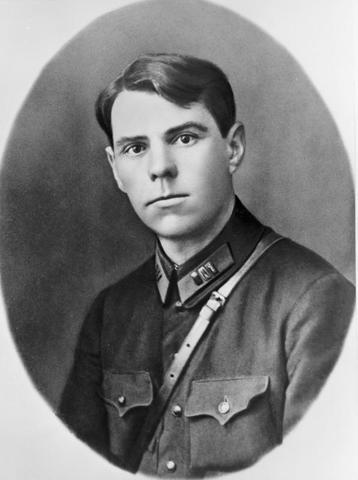 Василевский. 1928 г.