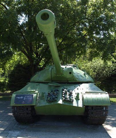 Танк ИС-3М.