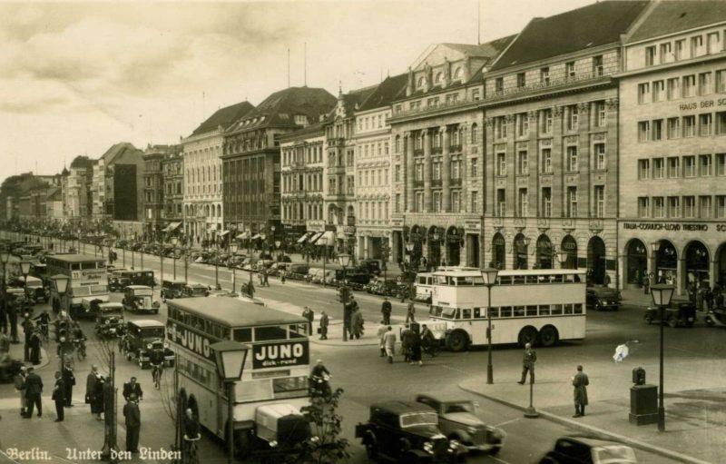 Берлин. 1939 г.