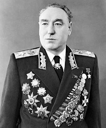Бирюзов Сергей Семенович (21.08.1904—19.10.1964)