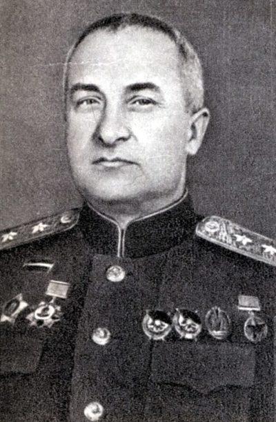 Журавлёв Евгений Петрович (09.10.1896 – 11.05.1983)