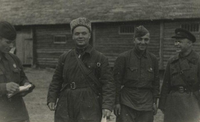 Лелюшенко. 1941 г.