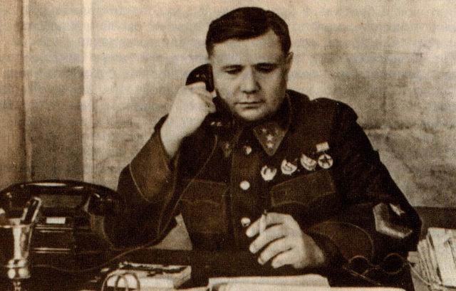 Еременко. Сталинградский фронт. 1942 г.