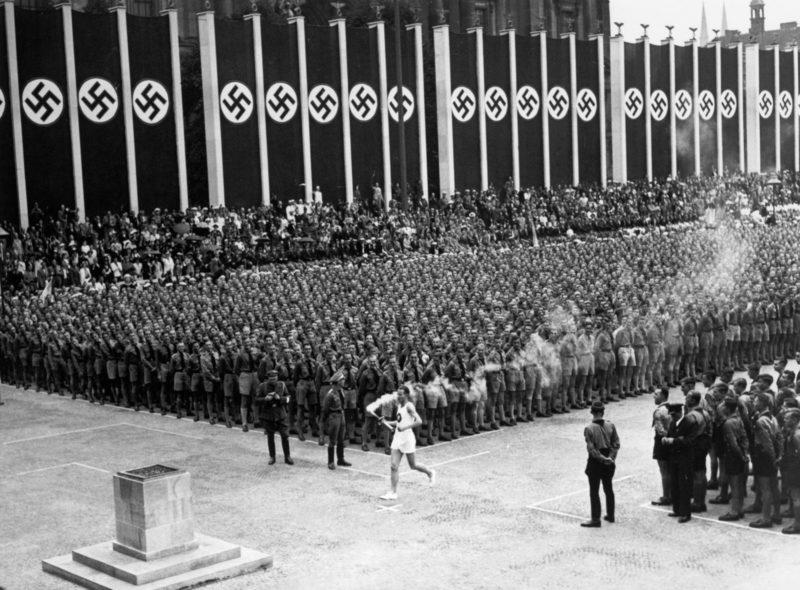 Церемония открытия Игр.