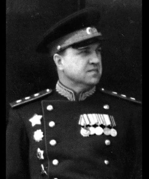Абакумов. 1949 г.