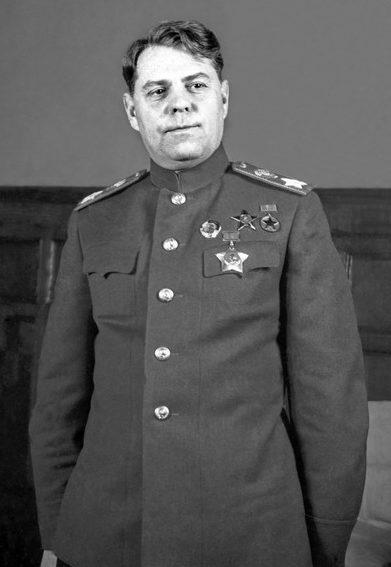 Василевский. Февраль 1943 г.