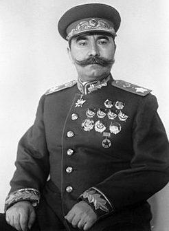 Будённый Семён Михайлович (13.04.1883 – 26.10.1973)