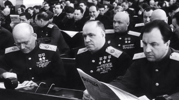 Абакумов. 1950 г.