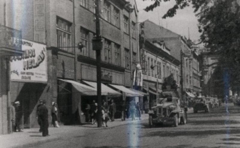 Каунас. 1940 г.
