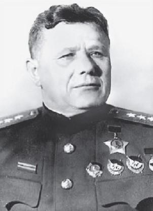 Генерал армии Еременко. 1943 г.