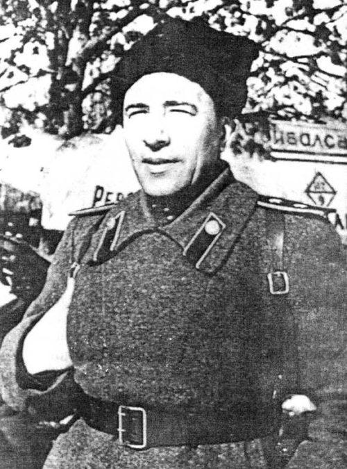 Катуков. 1943 г.