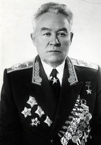 Вершинин Константин Андреевич (03.06.1900—30.12.1973)