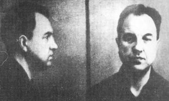 Абакумов в «Матросской тишине». 1951 г.