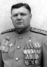 Генерал армии Еременко. 1944 г.