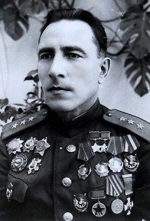 Генерал-полковник Катуков. 1944 г.
